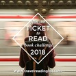 Ticket to Read Book Challenge 2018
