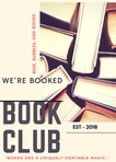 We're BOOKED.