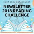 Newsletter 2018 Reading Challenge - EMEA Deal Management