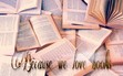 Because we love books