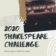 2020 Shakespeare Challenge