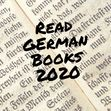 Reading German Books in 2020