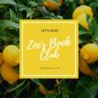 Zoe's Book Club