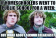 Homeschooled for life