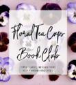 Floral Tea Cups Book Club