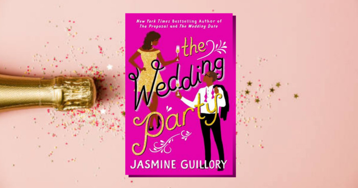 RSVP to Jasmine Guillory's 'The Wedding Party'