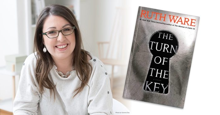 Ruth Ware Talks Gothic Horror and Tech Terrors