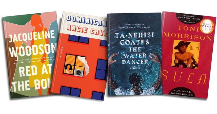 Jacqueline Woodson Shares Her Favorite Books