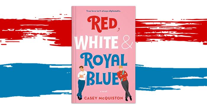 'Red, White & Royal Blue' Wins Best Debut Novel & Best Romance