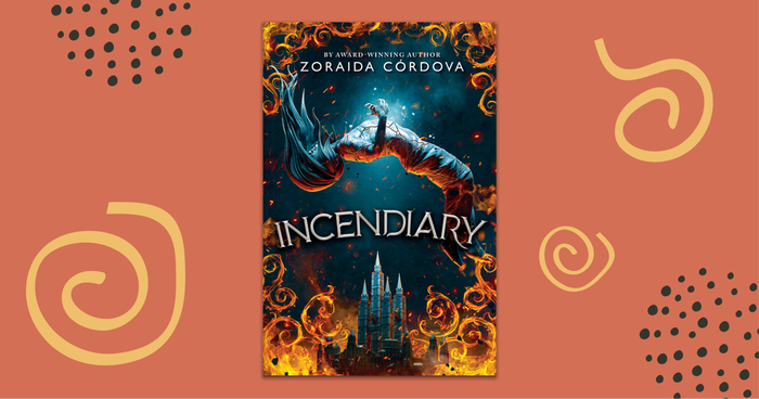 Zoraida Córdova Ignites the Imagination with YA Fantasy 'Incendiary'