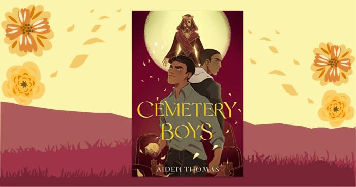 Aiden Thomas Creates Joyful Magic in 'Cemetery Boys'