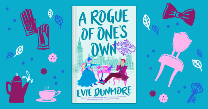 Evie Dunmore on Writing a Suffragist Romance