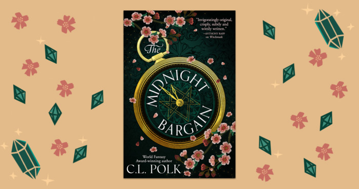 C.L. Polk's 'The Midnight Bargain' Fuses Regency Romance with Magic
