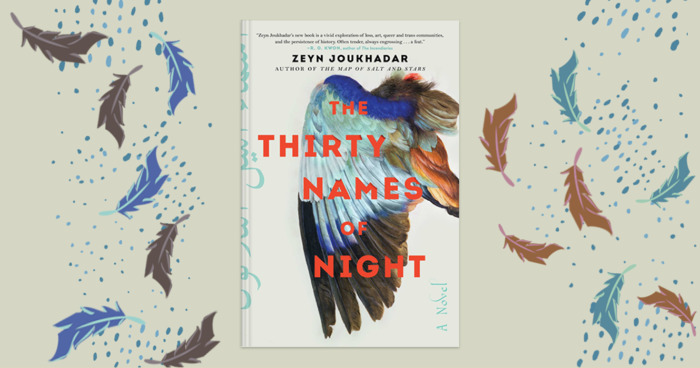'The Thirty Names of Night' on Identifying Love, Loss, and Finding Your Place