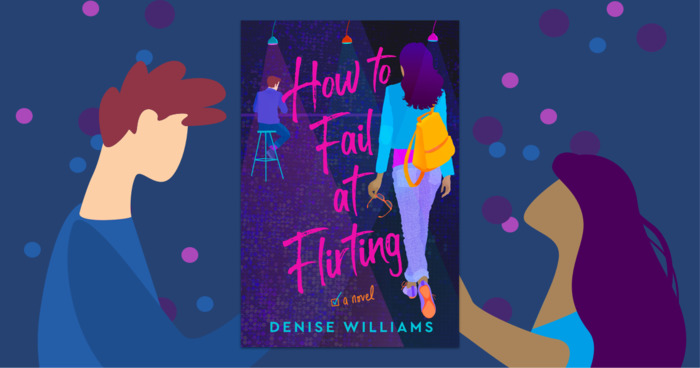 'How to Fail at Flirting'? Nah, This Debut Romance Is a Steamy Success