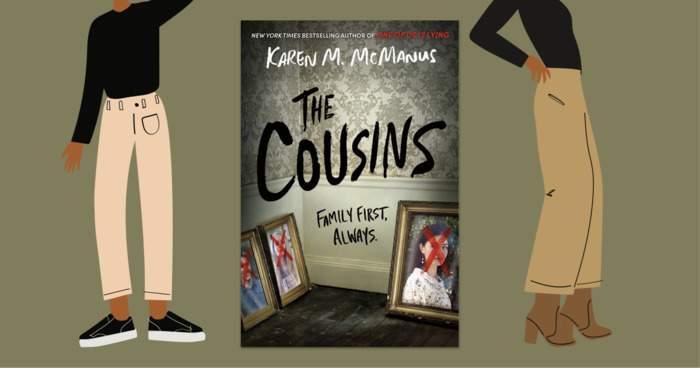 Karen M. McManus Delves into Dark Family Legacies with 'The Cousins'
