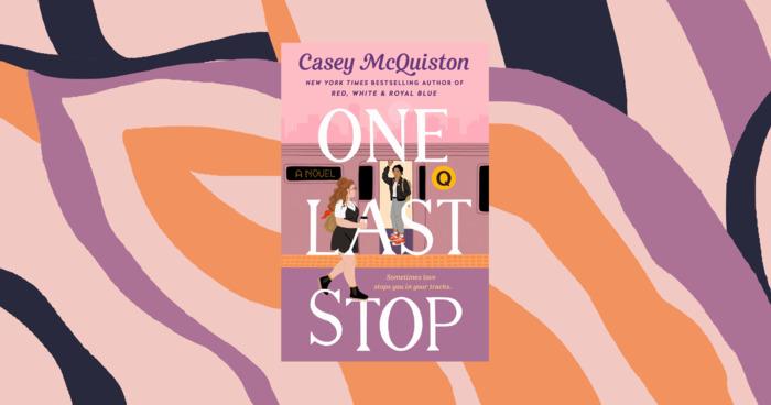 Casey McQuiston Welcomes Readers Aboard New Time-Slip Romance