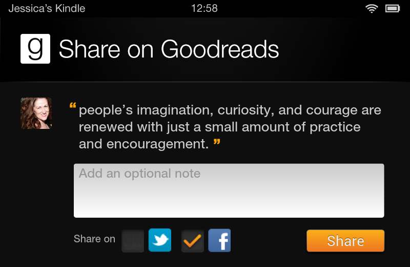 We re dating now quotes goodreads