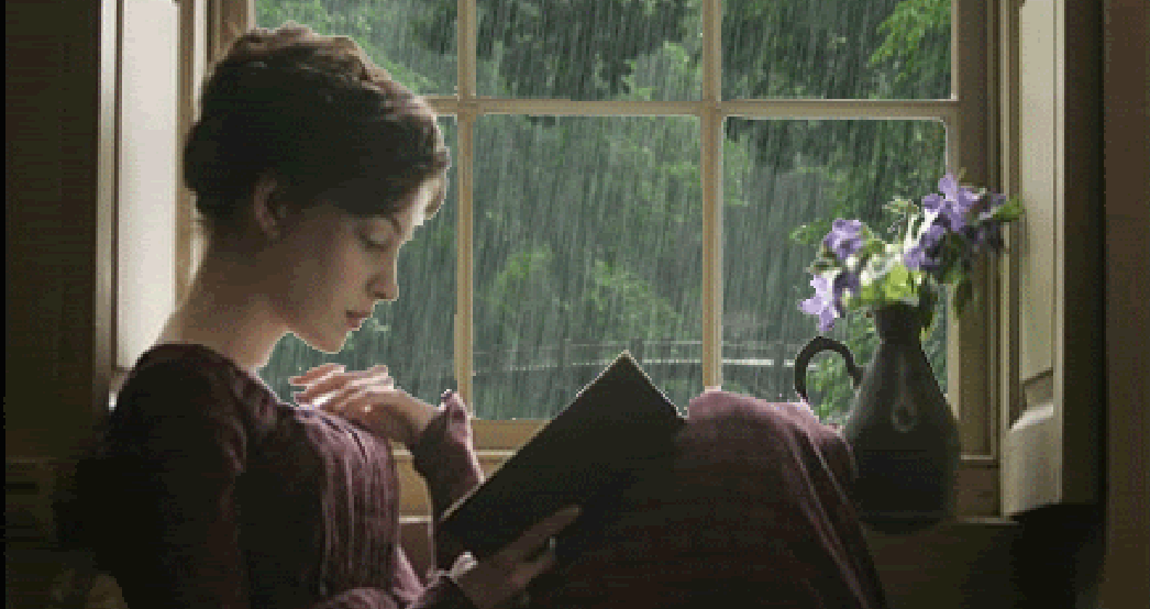 Goodreads blog post 16 perfect books to curl up with on a for Window quotes goodreads