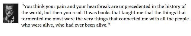 Baldwin Quotes