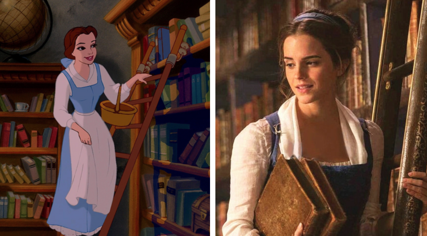 If Belle Were on Goodreads, She'd Probably Act a Lot Like Emma ...