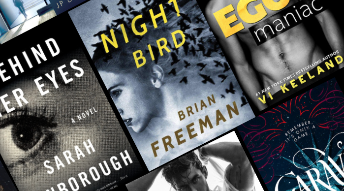 Most Popular New Books Added To The 2017 Reading Challenge