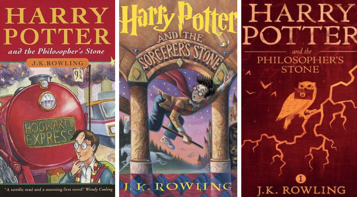 Harry Potter Book Year Released ~ Goodreads post years of harry potter