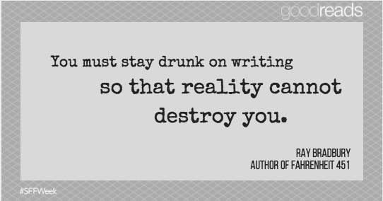 Authors advertisers blog post quotes about writing science we compiled inspirational quotes about writing from some of the bestselling science fiction and fantasy writers out there like a quote voltagebd Image collections