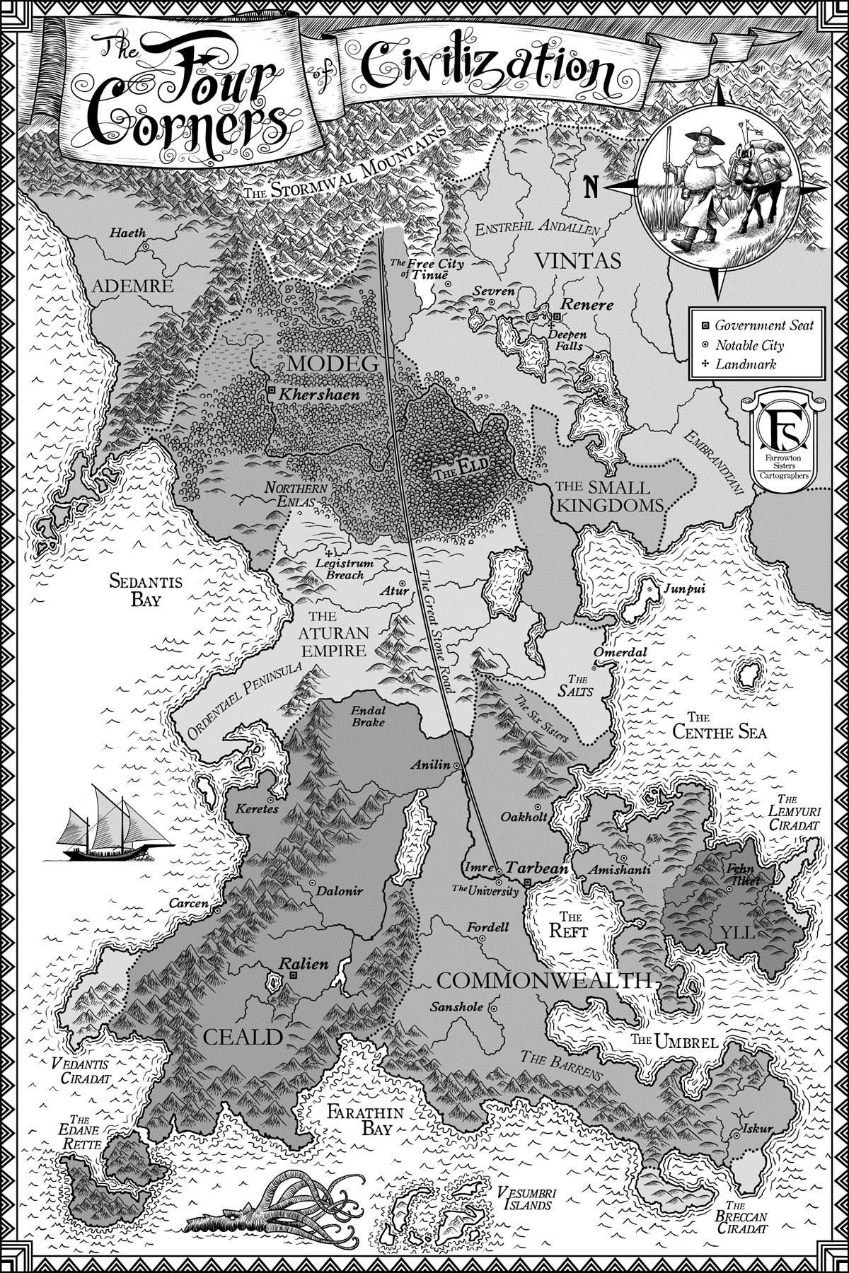 Eragon Karte.Kvothe De Forum Temerant