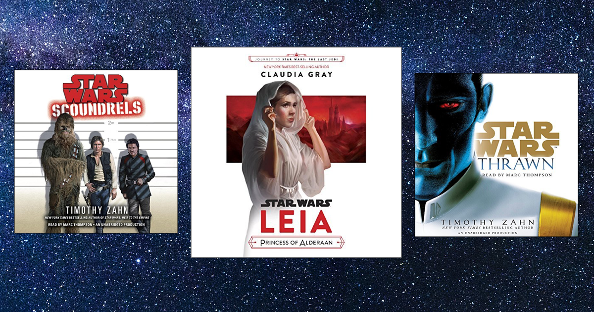 goodreads blog post 12 audiobooks for star wars fans