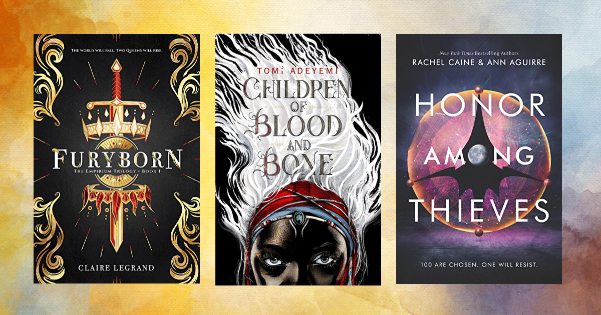 The Most Anticipated Ya Novels Of 2018 Goodreads News Interviews