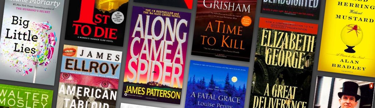 Mystery Thriller Week 2018 Goodreads News Interviews