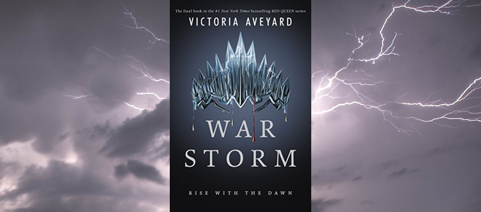 Image for Victoria Aveyard
