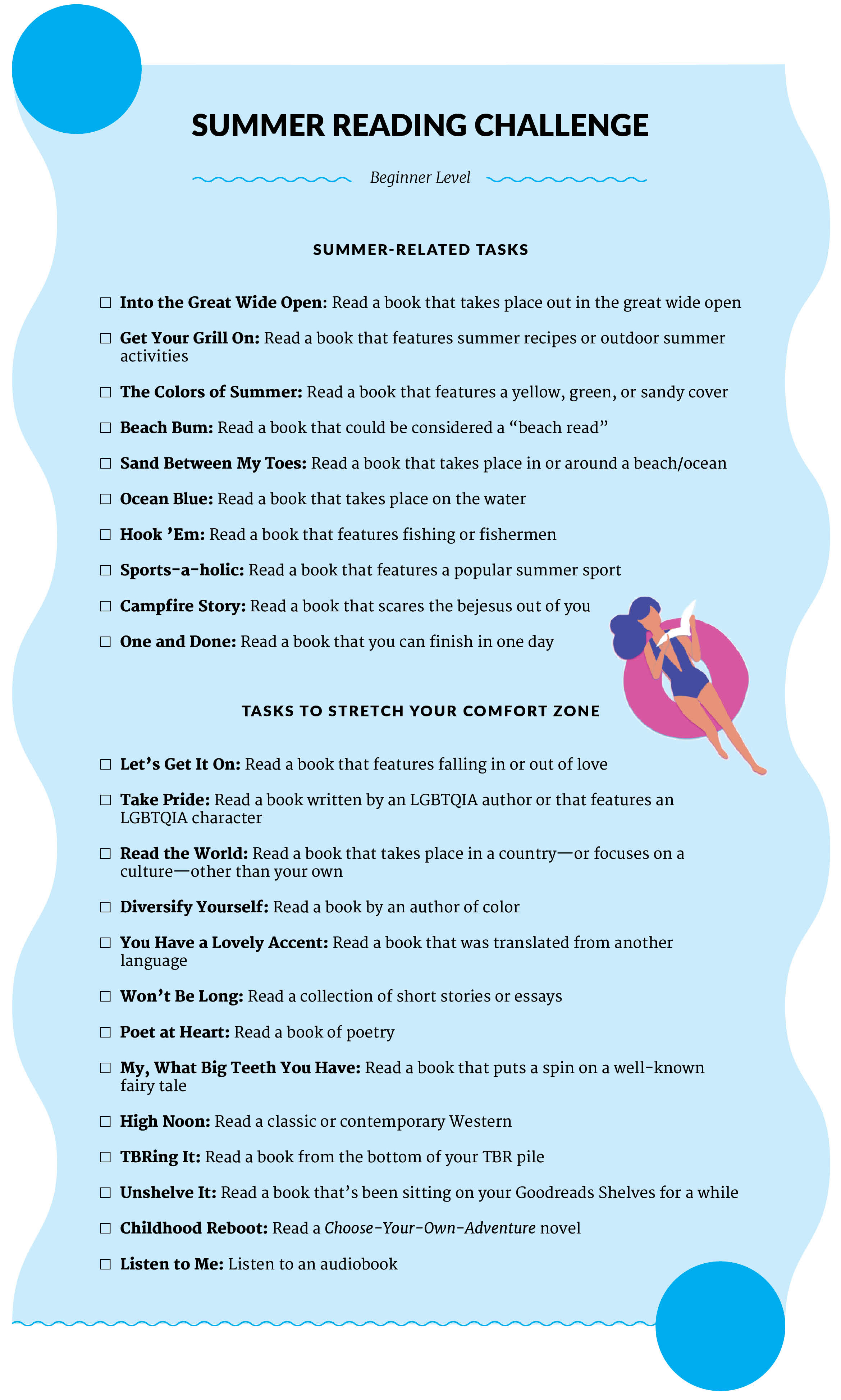 Get Ready for the Ultimate Summer Reading Challenge
