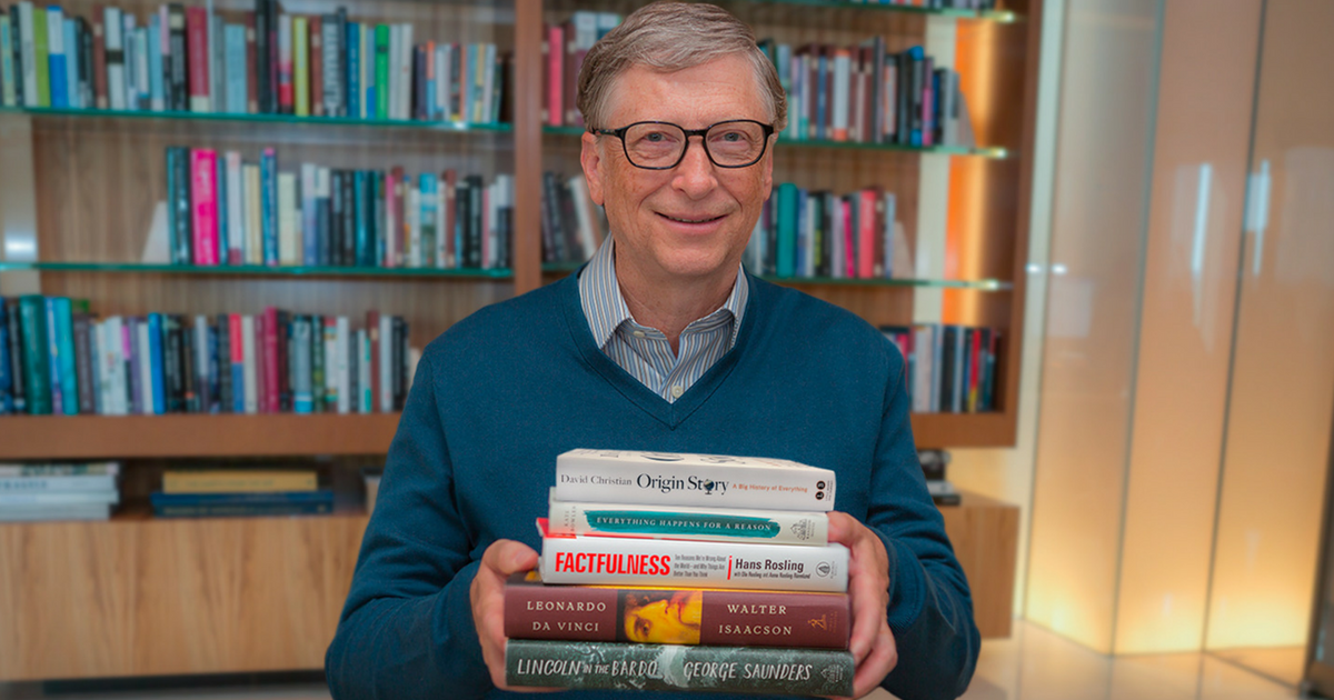 Bill Gates' book picks