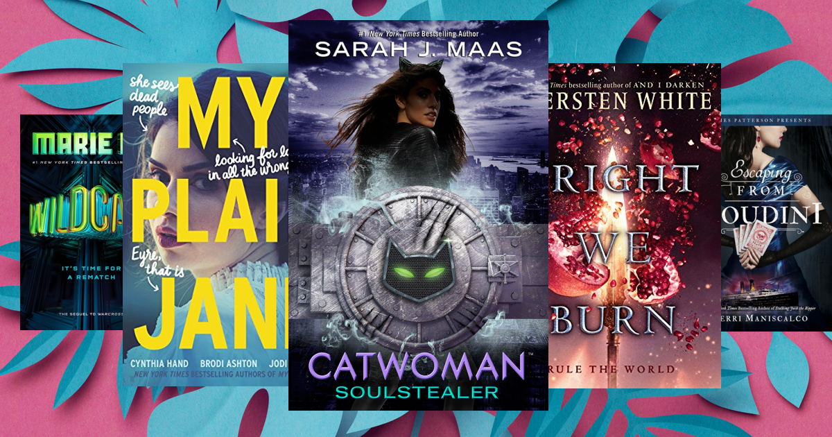 The Hottest YA Books of Summer