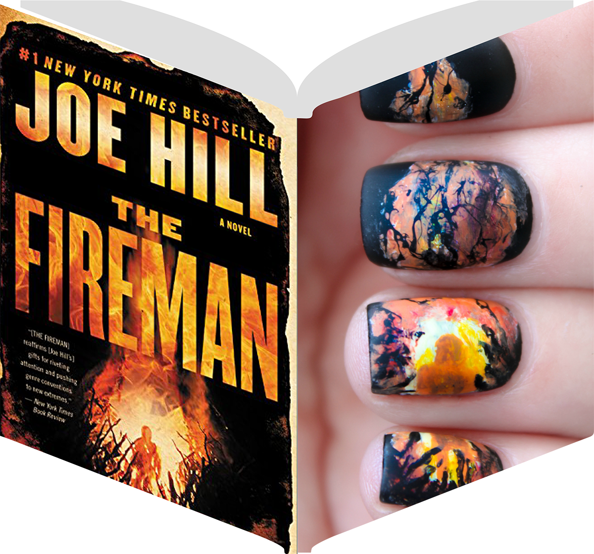 Joe Hill nails