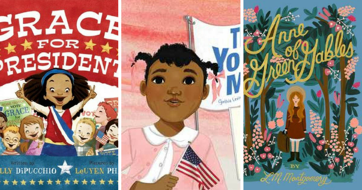 20 Children's Books With Strong Female Characters - Goodreads News &  Interviews