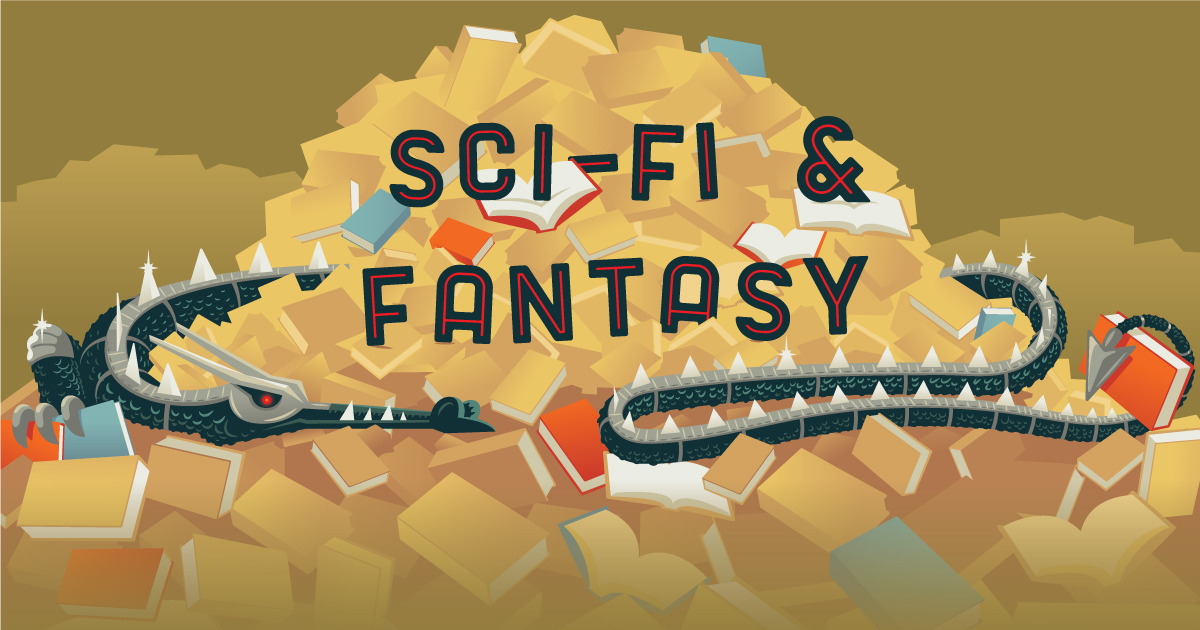 Sci-Fai and Fantasy Week 2018