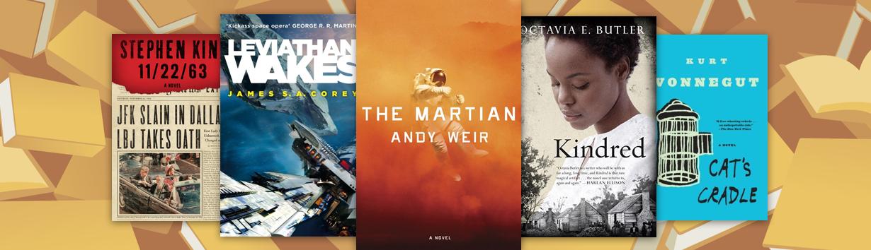 Science Fiction Fantasy Week 2018 Goodreads News Interviews
