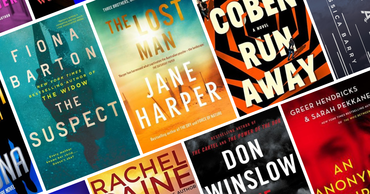 The 36 Big Mysteries & Thrillers of 2019 - Goodreads News
