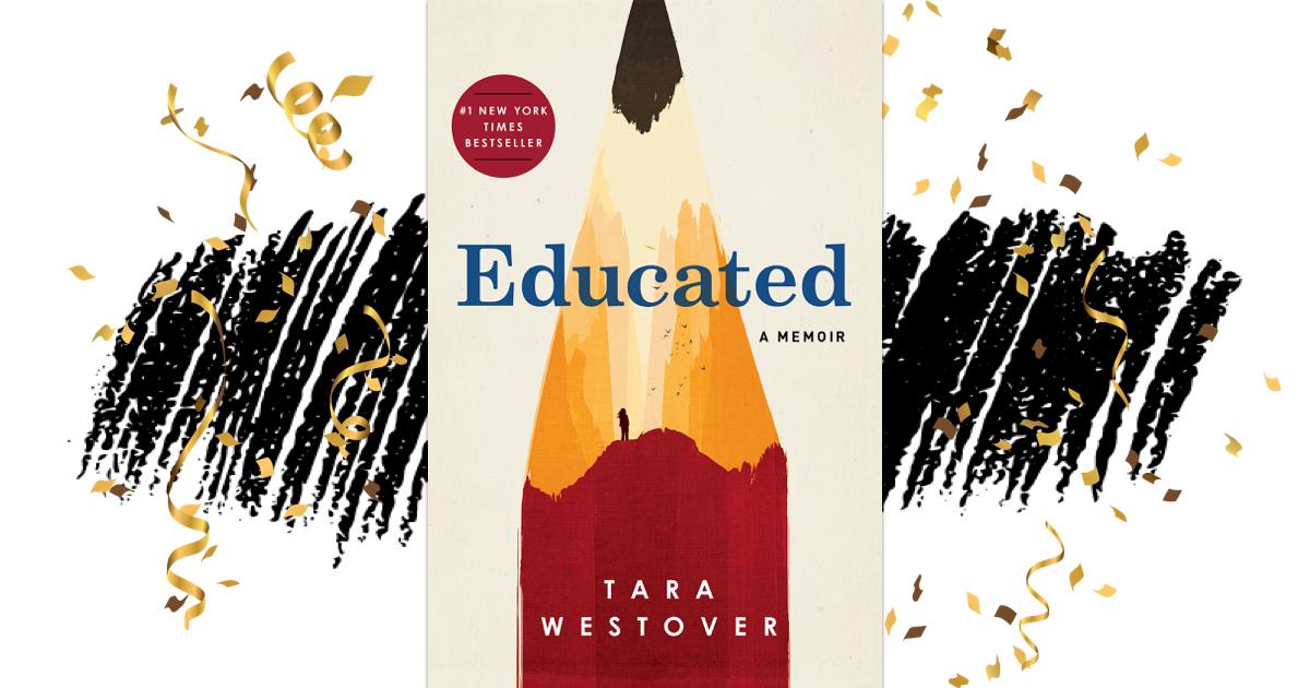 Tara Westovers Memoir Educated Nabs A Goodreads Choice Award