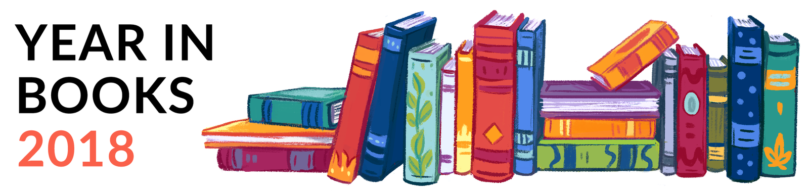 Angelique's year in books