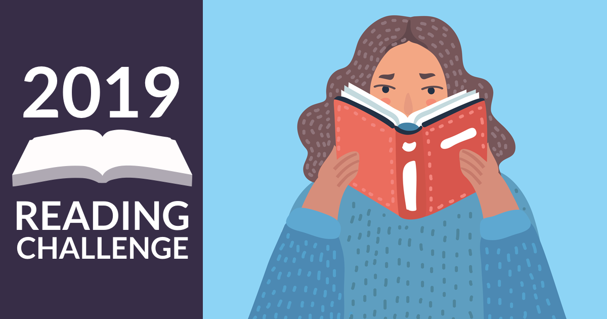 Want To Read More Books In 2019 Take The Goodreads Reading
