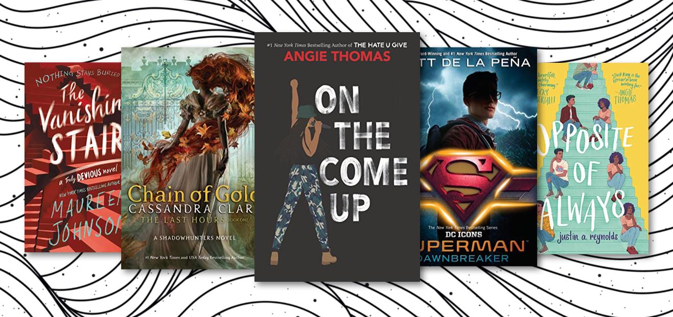 best horror novels 2019