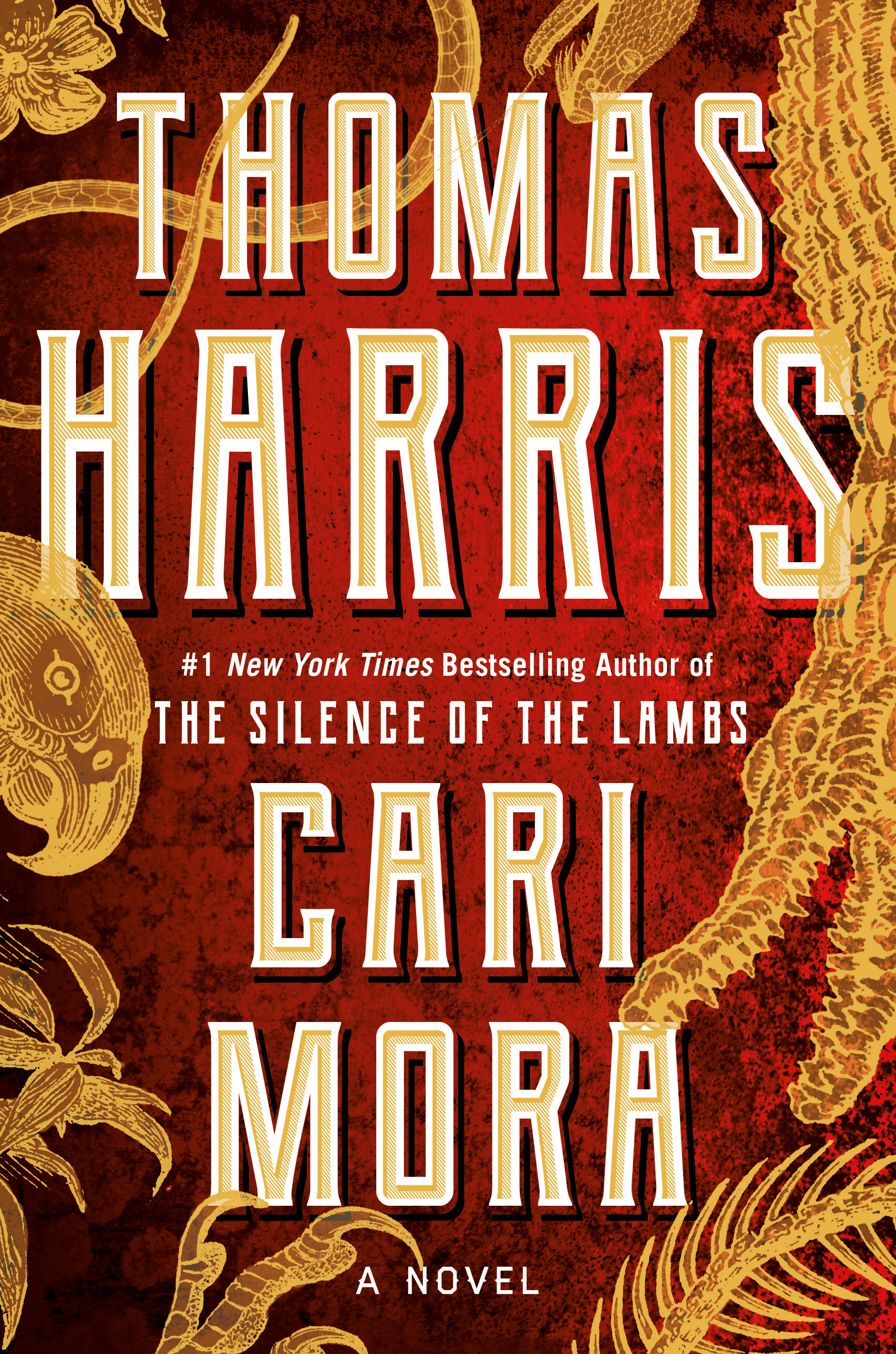 Image result for cari mora thomas harris