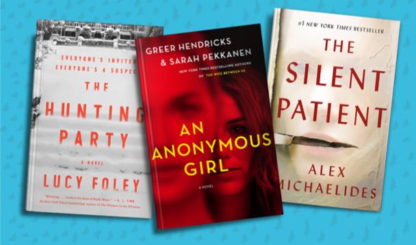 new york times best mystery books 2019