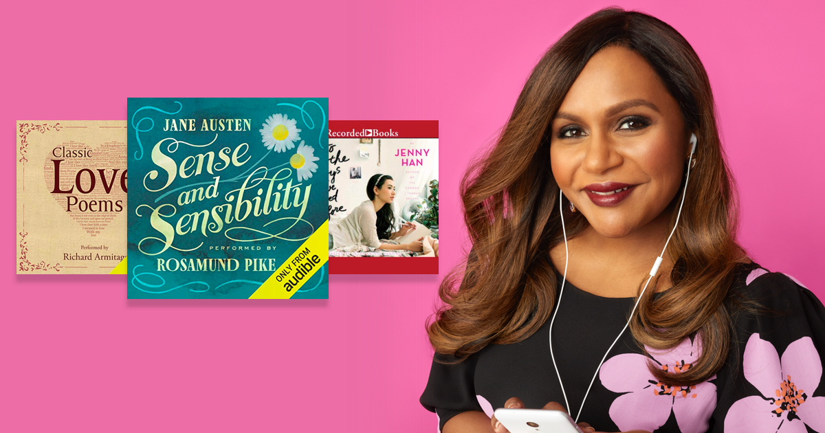 Mindy Kaling S Favorite Love Stories On Audio Goodreads News Interviews