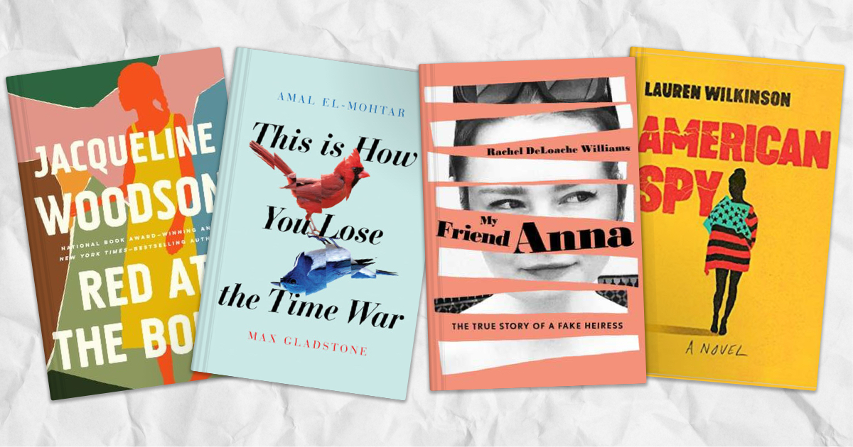 short and new books to help you crush your reading