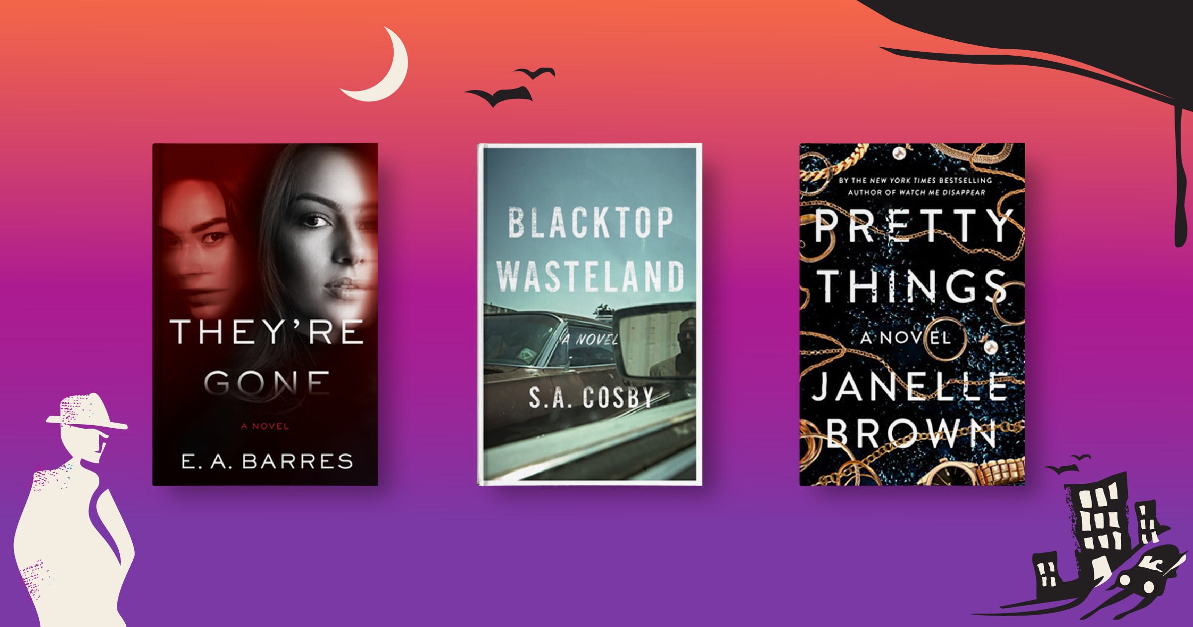A Mystery Maven's Favorite Whodunits, Thrillers, and Capers of 2020